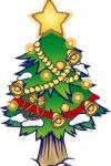 クリスマスツリーを飾り付けるコツとは?簡単に飾る方法や時期は?